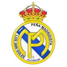 PEÑA MADRIDISTA 3000 GOLES